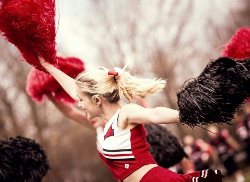 """Cheerleader """"The Ants Ladies"""""""