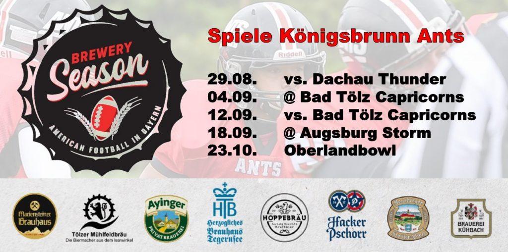 Brewery Season Banner