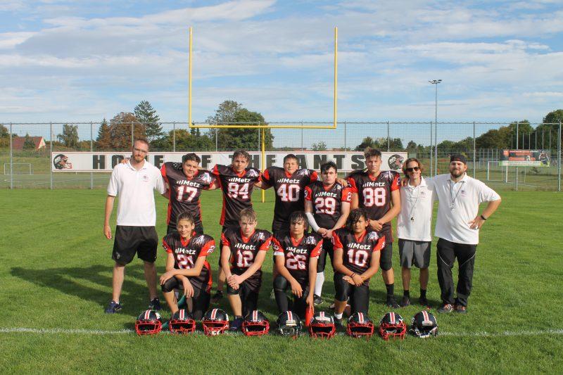 U16 Juniors Teamfoto Okt 2021