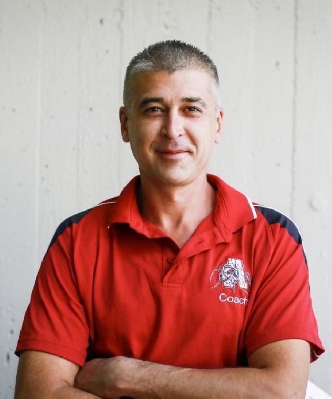 U19 Juniors Coaches Russlan Stoll
